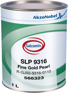 Salcomix SLP 9316 Fine Gold Pearl 1L