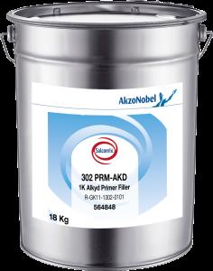 Salcomix 302 PRM-AKD 1K Alykd Primer Filler 18kg