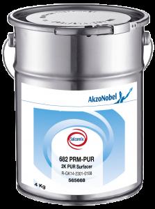 Salcomix 682 PRM-PUR 2K PUR Surfacer 4kg