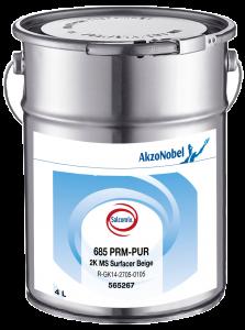 Salcomix 685 PRM-PUR 2K MS Surfacer Beige 4L