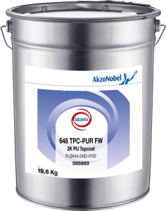 Salcomix 648 TPC-PUR FW 2K PU Topcoat 19,6kg