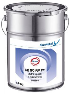 Salcomix 648 TPC-PUR FW 2K PU Topcoat 4,9kg