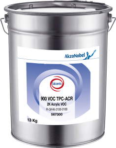 Salcomix 900 VOC TPC-ACR 2K Acrylic VOC 13kg
