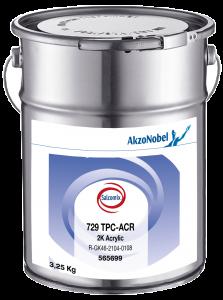 Salcomix 729 TPC-ACR 2K Acrylic 3,25kg