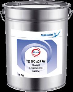 Salcomix 729 TPC-ACR FW 2K Acrylic 19kg