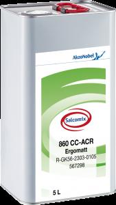 Salcomix 860 CCC-ACR Ergomatt 5L