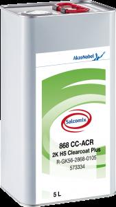 Salcomix 868 CC-ACR 2K HS Clearcoat Plus 5L