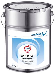 Salcomix 261 PRM-PVB 1K Washprimer Light Grey 5kg