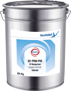 Salcomix 261 PRM-PVB 1K Washprimer Light Grey 20kg
