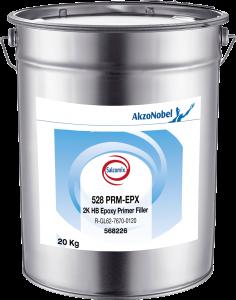 Salcomix 528 PRM-EPX 2K HB Epoxy Primer Filler Grey 20kg