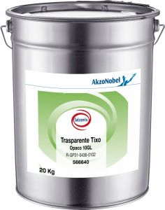 Salcomix Trasparente Tixo Opaco 10GL 20kg
