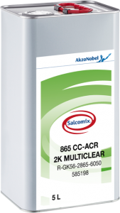 Salcomix 865 CC-ACR 2K Multiclear 5L