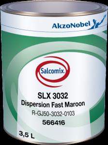 Salcomix SLX 3032 Dispersion Fast Maroon 3,5L