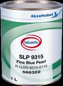 Salcomix SLP 9315 Fine Blue Pearl 1L
