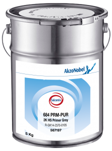 Salcomix 684 PRM-PUR 2K HS Primer Grey 5kg
