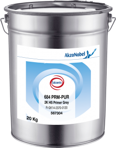 Salcomix 684 PRM-PUR 2K HS Primer Grey 20kg