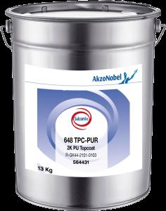 Salcomix 648 TPC-PUR 2K PU Topcoat 13kg