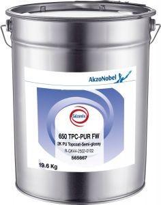 Salcomix 650 TPC-PUR FW 2K PU Topcoat-Semi-glossy 19,6kg