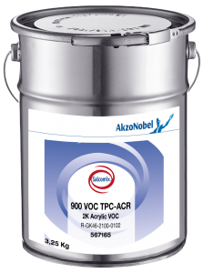 Salcomix 900 VOC TPC-ACR 2K Acrylic VOC 3,25kg