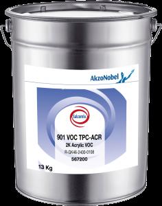 Salcomix 901 VOC TPC-ACR 2K Acrylic VOC 13kg