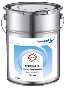 Salcomix 524 PRM-EPX 2K Epoxy Primer Filler White 5kg