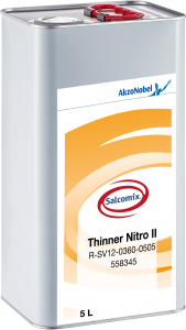 Salcomix Thinner Nitro II 5L