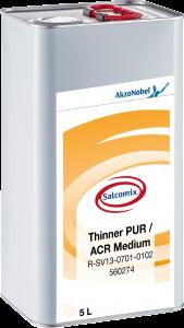 Salcomix Thinner PUR / ACR Medium 30L