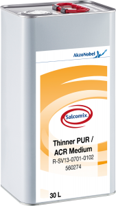 Salcomix Thinner PUR / ACR Medium 30L
