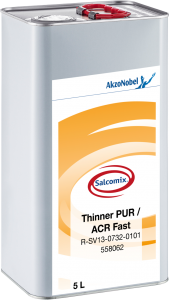 Salcomix Thinner PUR / ACR Fast 5L