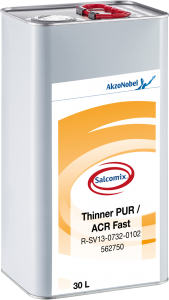 Salcomix Thinner PUR / ACR Fast 30L