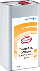 Salcomix Thinner PUR / ACR Slow 5L