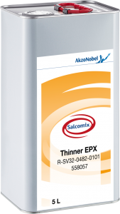 Salcomix Thinner EPX 5L