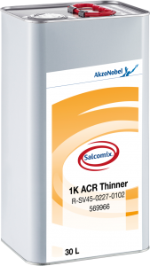 Salcomix 1K ACR Thinner 30L